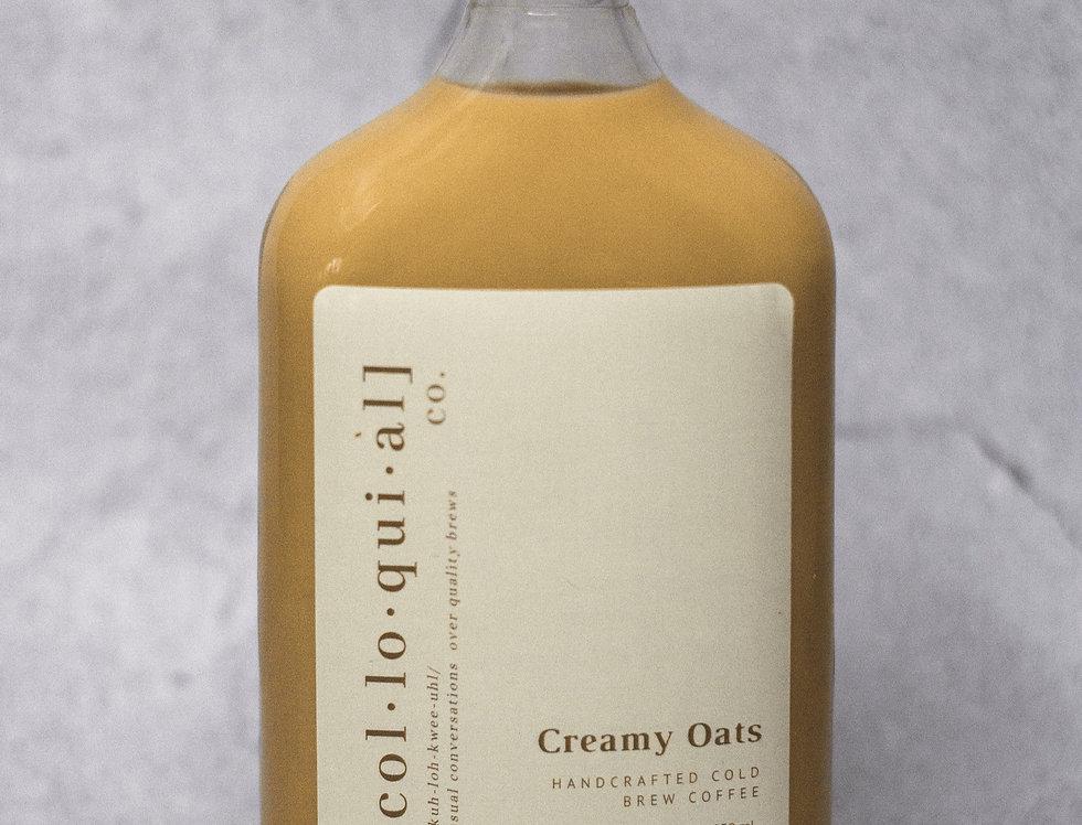 Creamy Oats