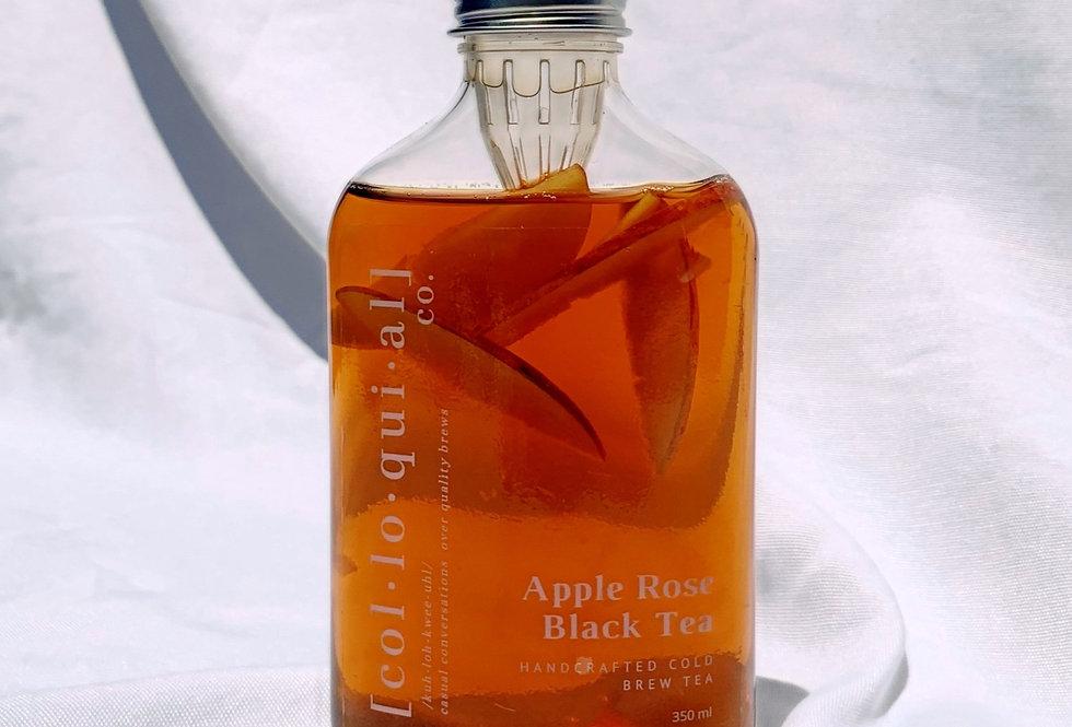 Apple Rose Black Tea (350ml)