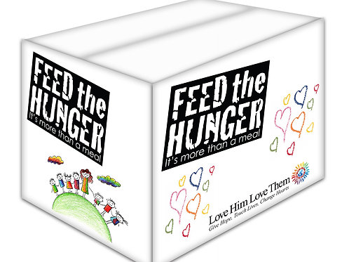 Feed The Hunger Box Sponsorship