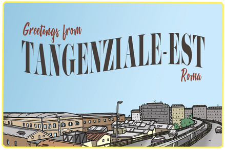 Greetings from Tangenziale-est