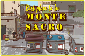Best place to be Monte Sacro