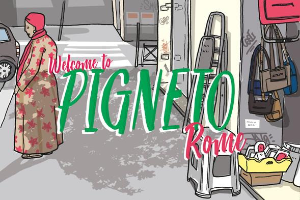 welcome to Pigneto