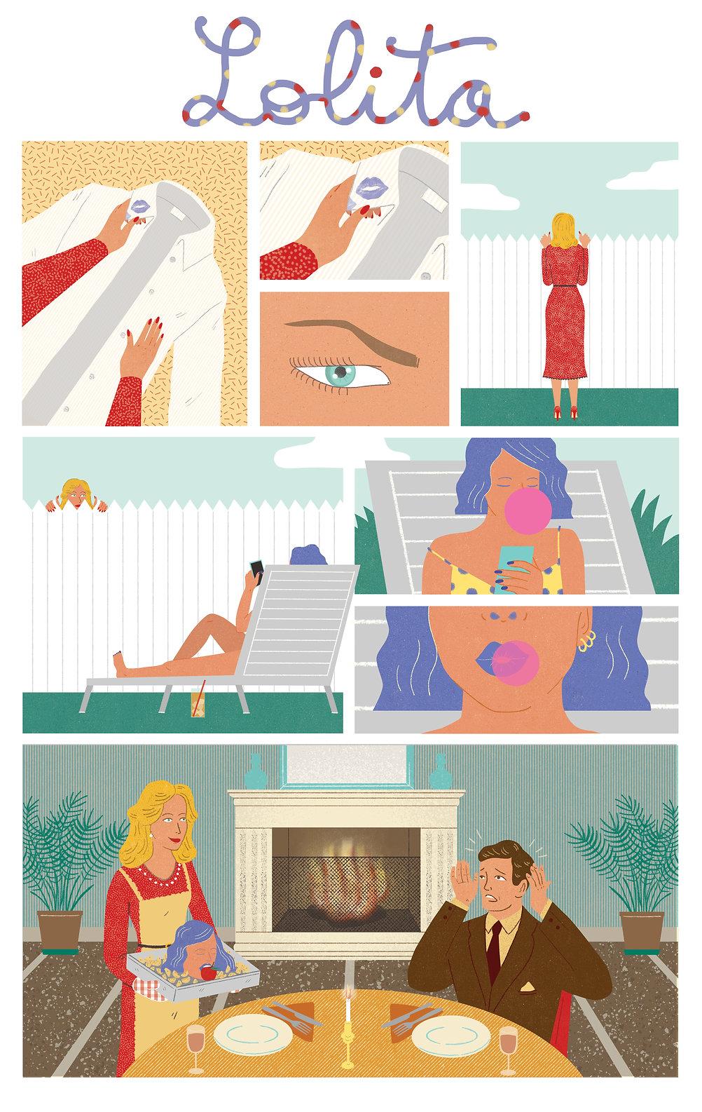 laura angelucci illustrazione illustration