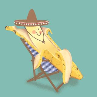 Banana Sombrero