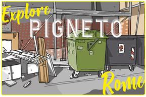 Explore Pigneto