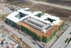 StationHouse aerial photo