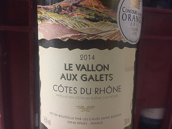 Côtes du Rhône 1,75l