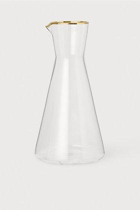 Caraffe en verre 1L