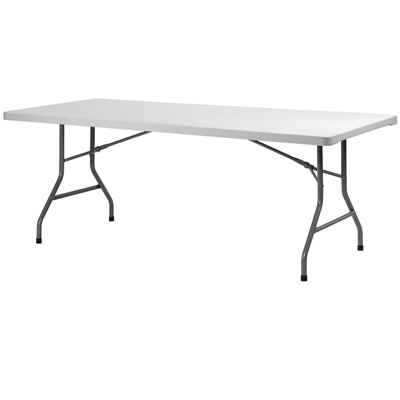 Table rectangulaire 1.80m - 6 pers
