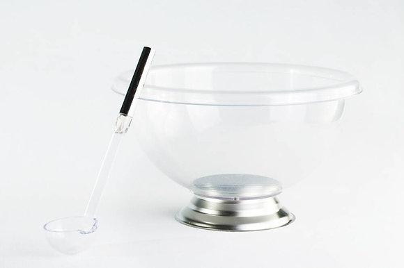 Vasque à punch + Louche