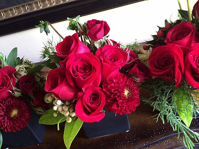 Rhonda Rose Floral UNLV