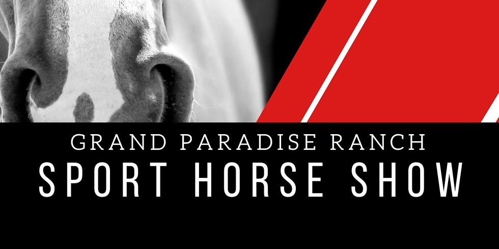 GPR Sport Horse Show