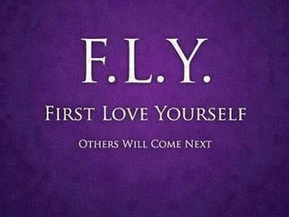 First you must learn to F.L.Y.