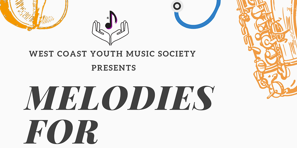 Melodies For Medicine - Tickets