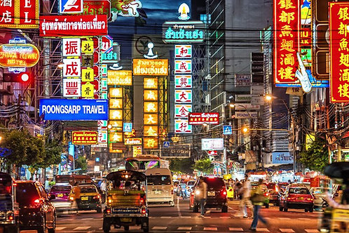 OD16 Bangkok Street Food & Bangkok Nightlife Adventure