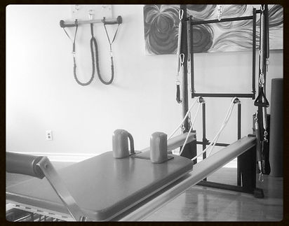 Pilates studio Chelsea Quebec. Exercises for back pain and posture.