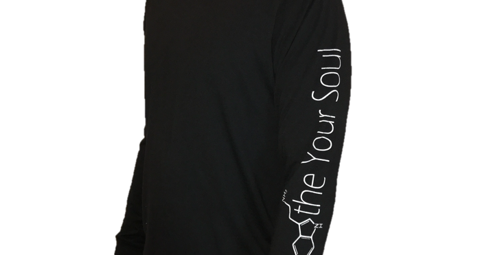 Black Soothe Your Soul Long Sleeve