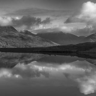 Overlooking Loch Torridon