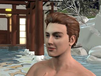 王子在温泉