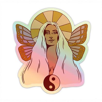 Inner Balance Sticker