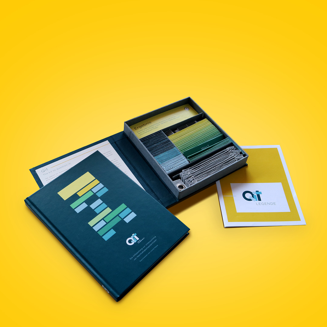 QIT – The kit to question it!