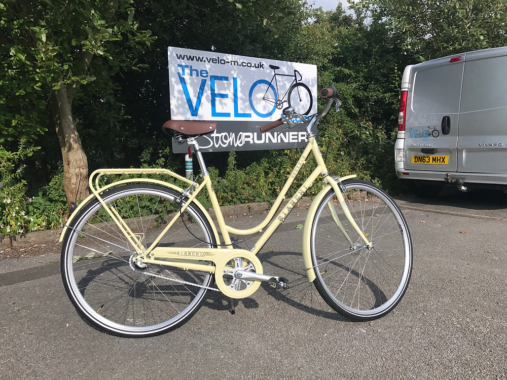 If speed isn't your main concern and you want to ride around town in classic style, Velorunner have got the bike for you!!