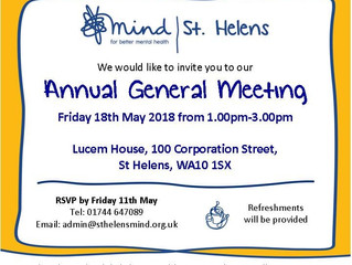 Lucem Cinema hosts our AGM - Click for attendance details