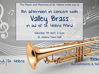 Don't be brassed off next weekend