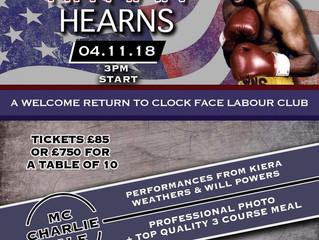 Clock Face Labour Club fundraiser