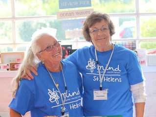 Our volunteers make our world go round!