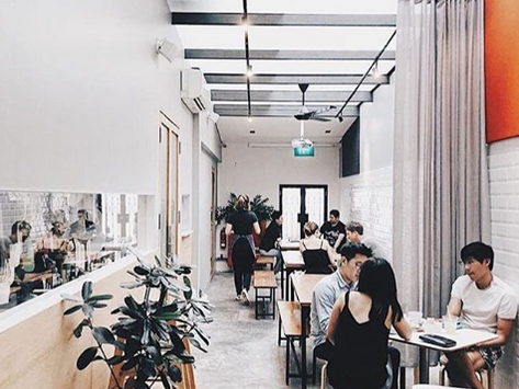 Our top 5 brunch cafes for the health-conscious foodie