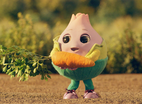 Mr Onion Pulling The Carrot! Episode 12
