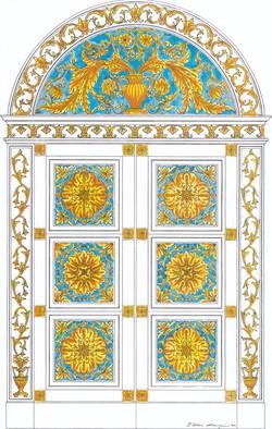 DOOR FOR U.A.E. - P2