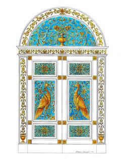 DOOR FOR U.A.E. - P1