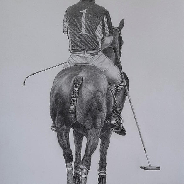 POLO PLAYER NUMBER ONE