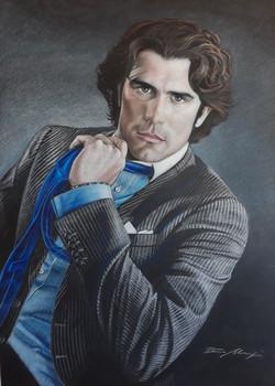 Portrait of  Nacho Figueras