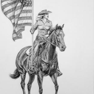 AMERICAN COWGIRL