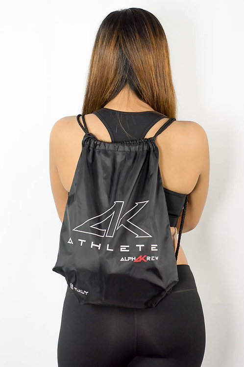 AK Athlete Drawstring Bag