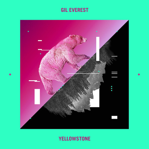 OUT now ! My new track 'Yellowstone'