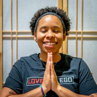 Mentor, Sade, of The Love No Ego Foundation