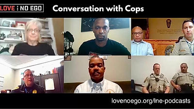 LoveNoEgo Conversation With Cops - Part 2