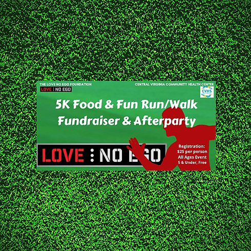 5K Food and Fun Run/Walk Fundraiser & Afterparty!