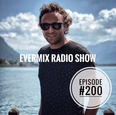 EverMix radio show: let's celebrate our 200 episode !