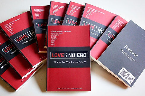 Love No Ego (Book), Where Are You Living From