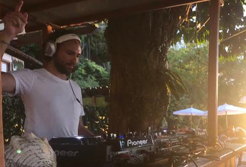 My last gig at Portaló Morro de São Paulo, Bahia (Brazil)