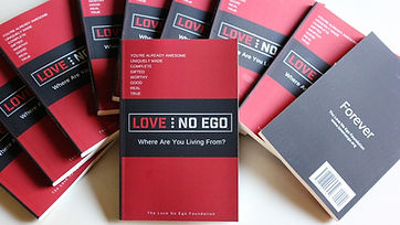 Love No Ego Book, Where Are You Living From.jpg