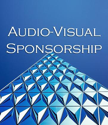 Audio/Visual Co-Sponsor