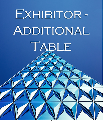 Exhibitor - Additional Table