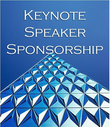 Keynote Speaker Sponsor