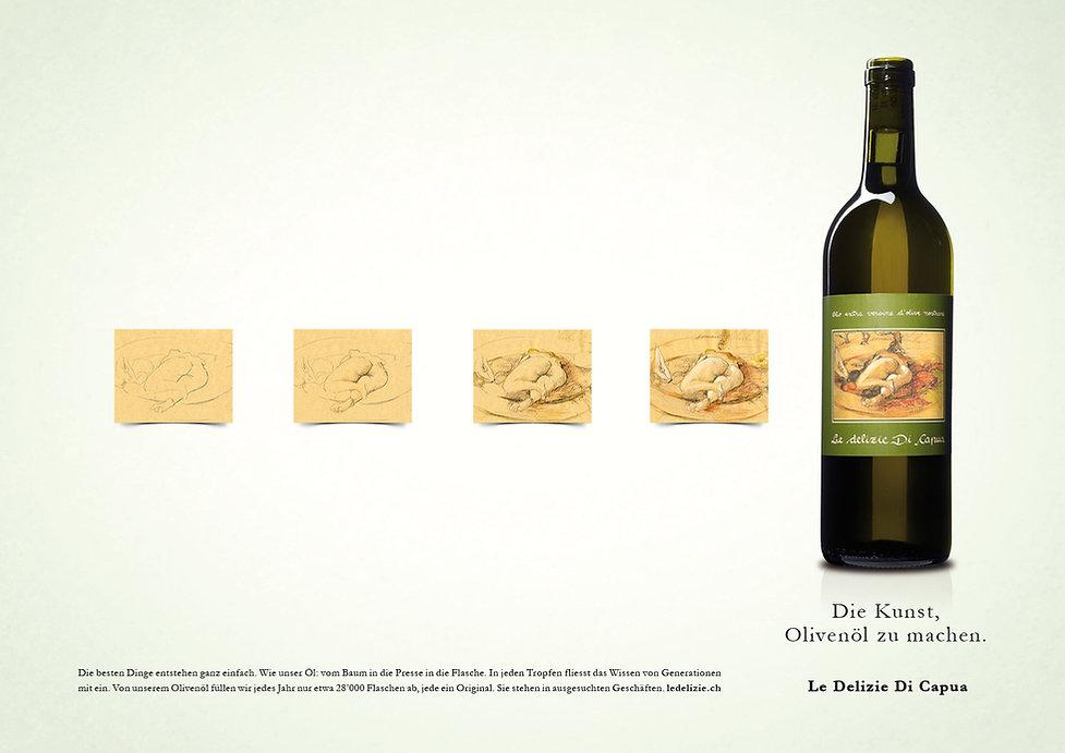 Text Freelancer Olivenöl Werbung Peter Rettinghausen